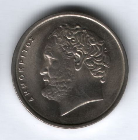 10 драхм 1982 г. Греция UNC