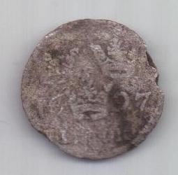1 оре (эре) 1697 г. редкий год. Швеция