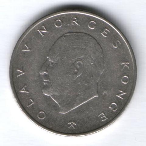5 крон 1976 г. Норвегия