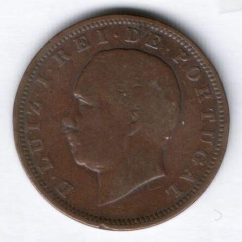 20 рейс 1883 г. Португалия