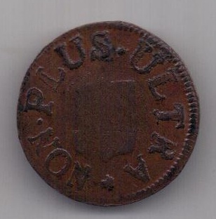 1 лиард 1827 г.  Лиль. Франция
