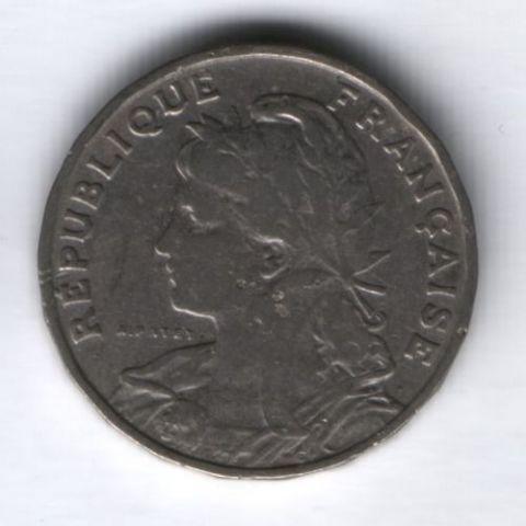25 сантимов 1904 г. Франция VF
