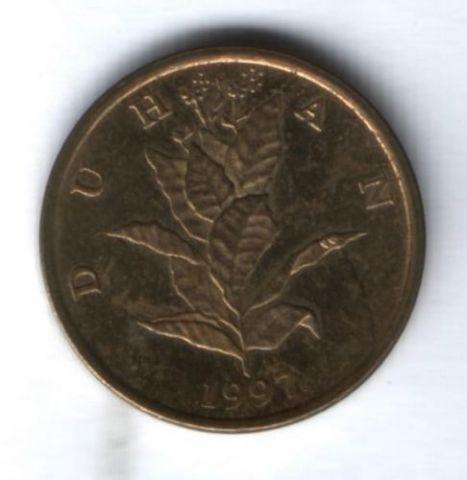 10 лип 1997 г. Хорватия
