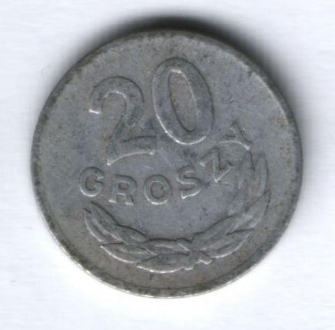 20 грошей 1949 г. Польша