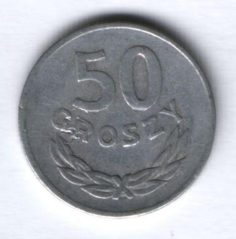 50 грошей 1977 г. Польша