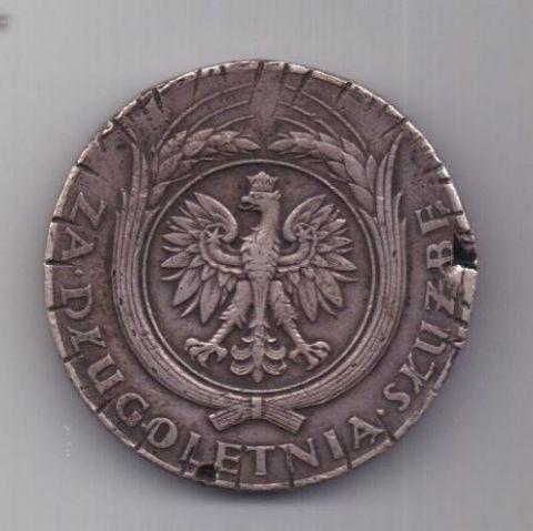 медаль 1918 - 1938 г. За военную службу. Польша