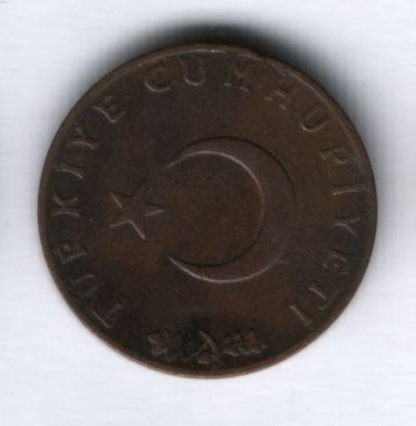 10 куруш 1963 г. Турция
