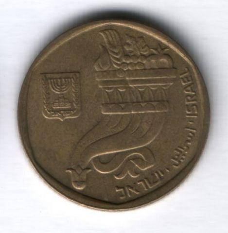5 шекелей 1982 г. Израиль