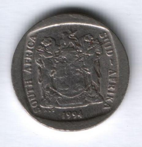 1 ранд 1994 г. ЮАР