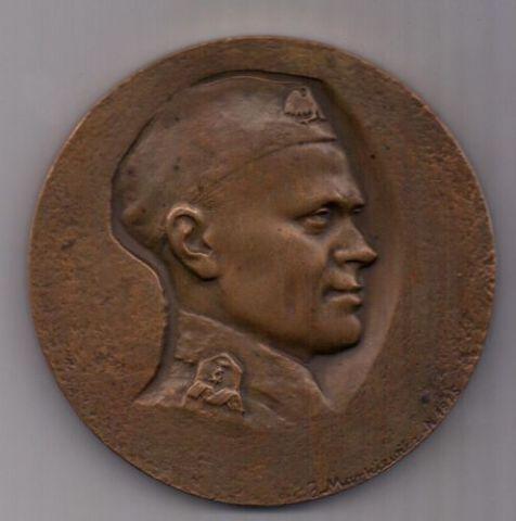 медаль 1964 г. Польша