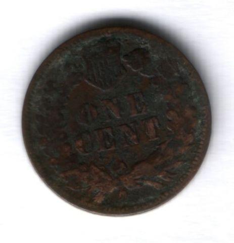 1 цент 1883 г. США