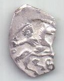 деньга 1462 -1505 гг. Иван lll