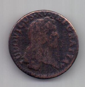 1 лиард 1720 г. Франция