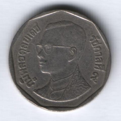 5 батов 2000 г. Таиланд
