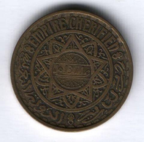 50 франков 1952 (1371) г. Марокко