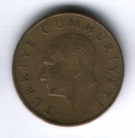 100 лир 1988 г. Турция