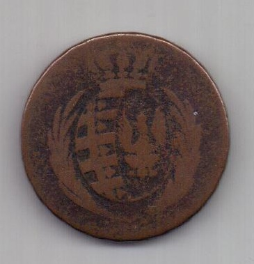 3 гроша 1811 г. Герцогство Варшавское.