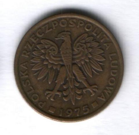2 злотых 1975 г. Польша