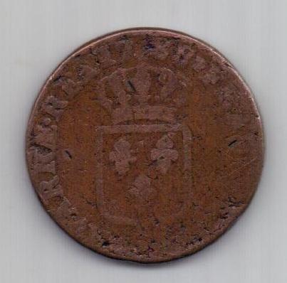 1 соль 1788 г. Франция