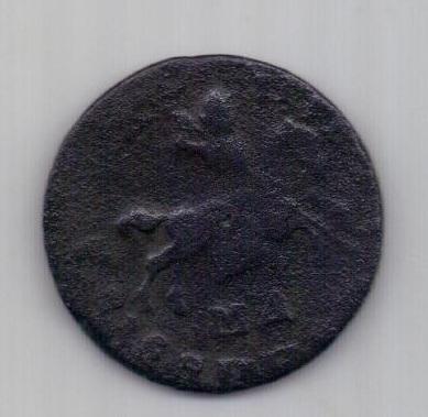 1 копейка 1710 г.