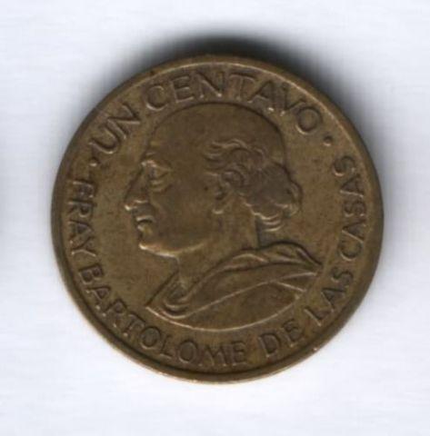 1 сентаво 1965 г. Гватемала
