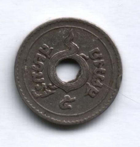5 сатангов 1909 г. Таиланд XF-, редкий год