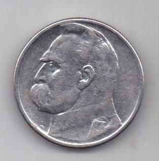 2 злотых 1934 г. XF. Польша