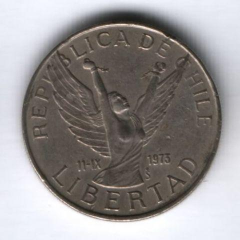 5 песо 1978 г. Чили