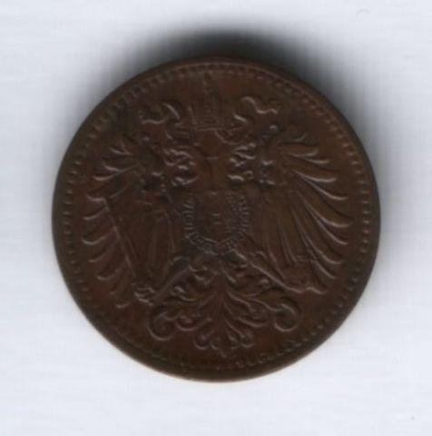 1 геллер 1910 г. Австрия