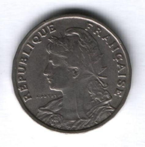 25 сантимов 1904 г. XF
