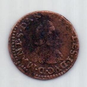 2  турнуа 1636 г. Невель и Ретель. Франция