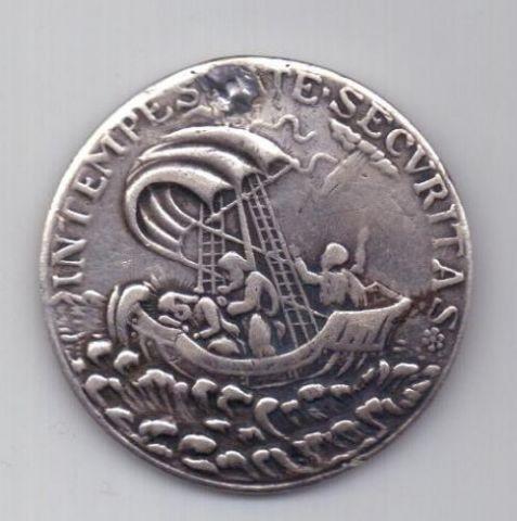 1/2 талера 1600 е гг.  г. Кремниц